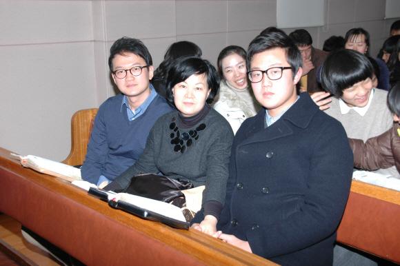 순복음세광교회 / 우리집우리가족